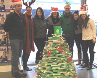 Merry Christmas from the staff at Project Arts Centre